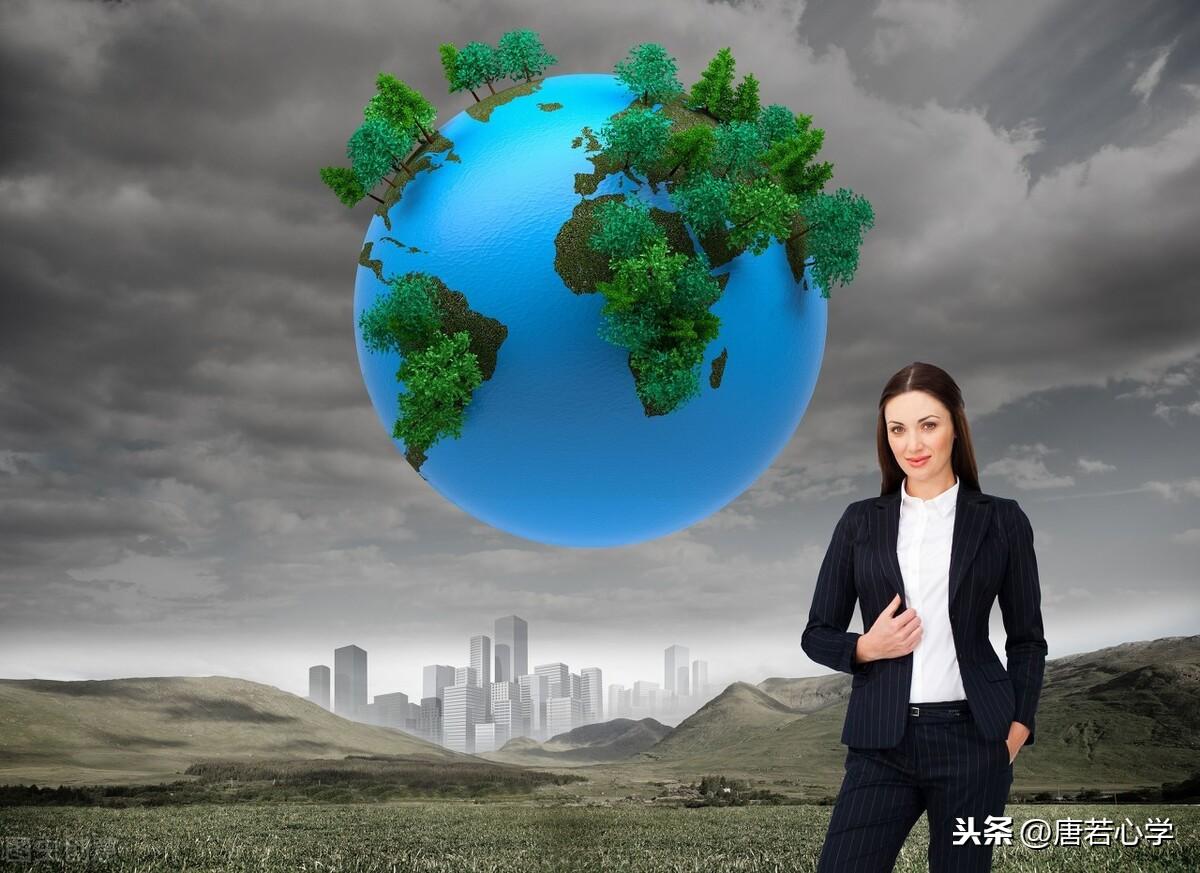 越有氣場的人越有能量,如何擁有強大的氣場,請學會四個高效方法