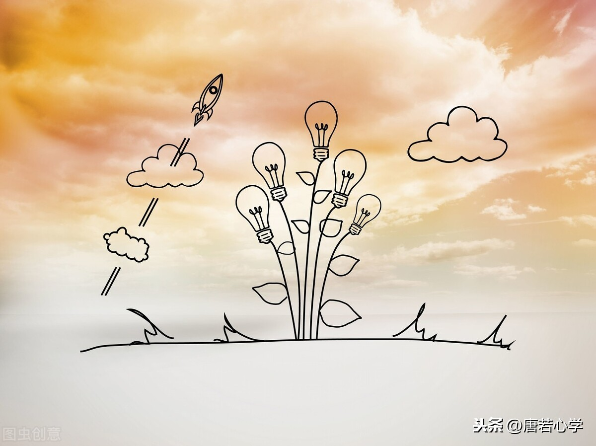 生存的智慧:努力並不是幸運的源頭,努力背後的三個潛意識才是